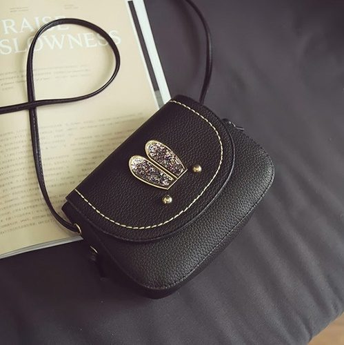 B1841 MATERIAL PU SIZE L17XH14XW6CM WEIGHT 400GR COLOR BLACK