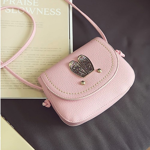 B1841 MATERIAL PU SIZE L17XH14XW6CM WEIGHT 400GR COLOR PINK