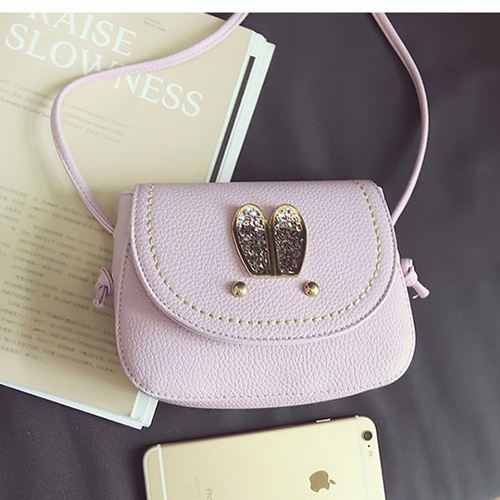 B1841 MATERIAL PU SIZE L17XH14XW6CM WEIGHT 400GR COLOR PURPLE
