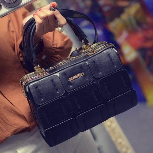 B1866 MATERIAL PU SIZE L24XH16XW12CM WEIGHT 800GR COLOR BLACK
