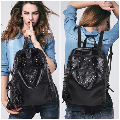 B1903 IDR.168.000 MATERIAL PU SIZE L30XH35XW12CM WEIGHT 700GR COLOR ASPHOTO