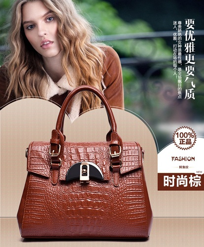 B1905 IDR.221.000 MATERIAL PU SIZE L32XH23XW15CM WEIGHT 1000GR COLOR BROWN