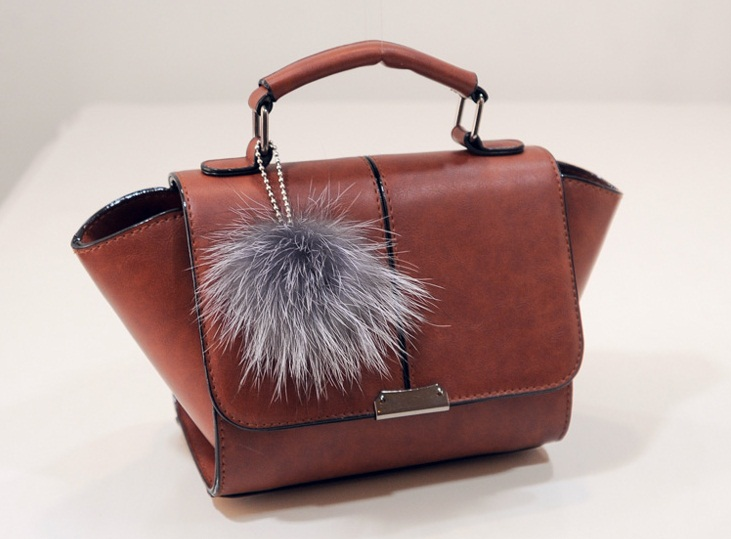 B1923 IDR.160.000 MATERIAL PU SIZE L18XH16XW9CM WEIGHT 600GR COLOR BROWN