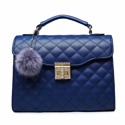 B1956 IDR.169.000 MATERIAL PU SIZE L26XH20XW10CM WEIGHT 700GR COLOR BLUE