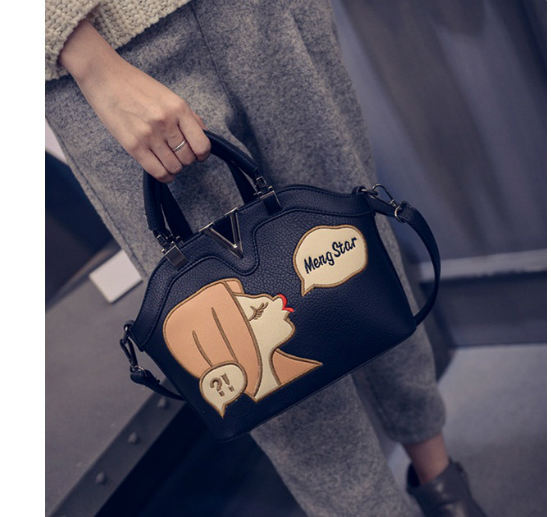 B1980 IDR.199.000 MATERIAL PU SIZE L23XH19XW10CM WEIGHT 780GR COLOR BLACK
