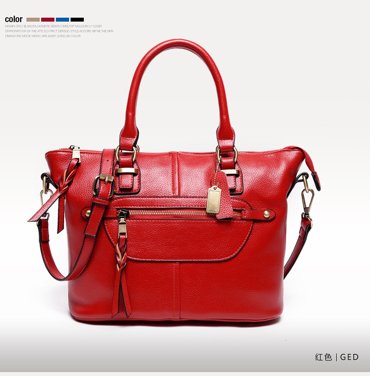 B2041 IDR.206.000 MATERIAL PU SIZE L30XH24XW15CM WEIGHT 850GR COLOR RED