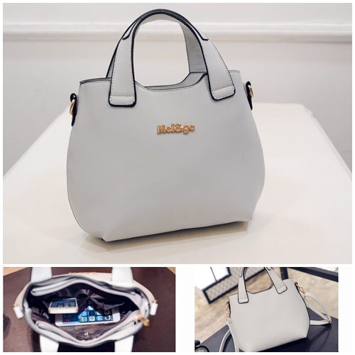 B20500 IDR.155.000 MATERIAL PU SIZE L22XH22XW10CM WEIGHT 700GR COLOR GRAY