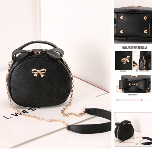 B2072 IDR.155.000 MATERIAL PU SIZE L19XH20XW8CM WEIGHT 550GR COLOR BLACK