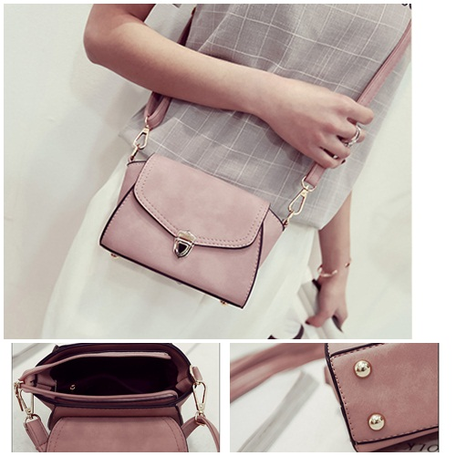 B2090 IDR.148.000 MATERIAL PU SIZE L20XH18XW13CM WEIGHT 550GR COLOR PINK