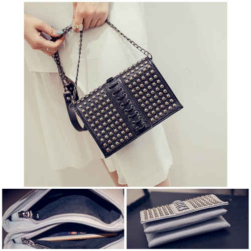 B2092 IDR.160.000 MATERIAL PU SIZE L19XH15XW4CM WEIGHT 500GR COLOR BLACK