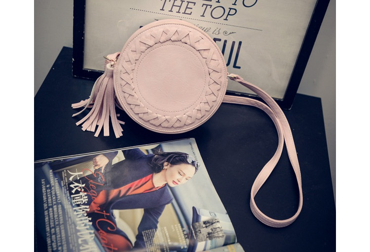 B2098 IDR.145.000 MATERIAL PU SIZE L19XH19XW9CM WEIGHT 500GR COLOR PINK