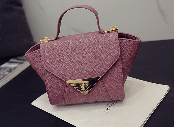 B2099 IDR.155.000 MATERIAL PU SIZE L17-27XH16XW12CM WEIGHT 600GR COLOR PURPLE
