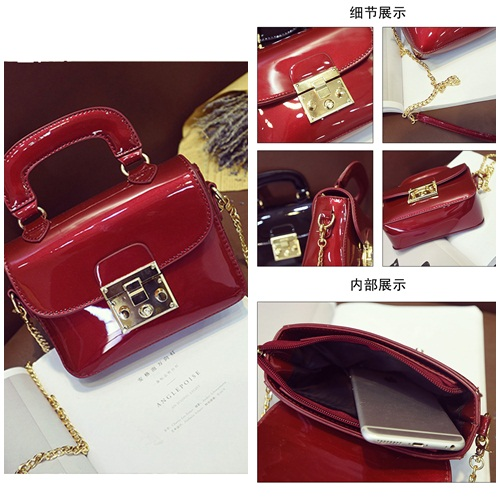 B2190 IDR.162.000 MATERIAL PU SIZE L18XH14XW7CM WEIGHT 550GR COLOR RED
