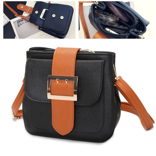 B2241 IDR.154.000 MATERIAL PU SIZE L21XH15XW8CM WEIGHT 550GR COLOR BLACK