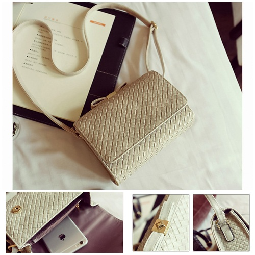B2287 IDR.152.000 MATERIAL PU SIZE L20XH15XW8CM WEIGHT 550GR COLOR BEIGE