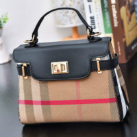B2319 MATERIAL CANVAS SIZE L22XH27XW11CM WEIGHT 600GR COLOR BLACK