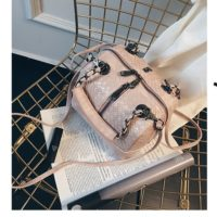 B2328 MATERIAL PU SIZE L21XH16XW16CM WEIGHT 700GR COLOR PINK