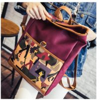 B2436 MATERIAL PU SIZE L29XH36XW13CM WEIGHT 900GR COLOR PURPLE