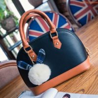 B2438 MATERIAL PU SIZE L26XH20XW13CM WEIGHT 700GR COLOR BLACK