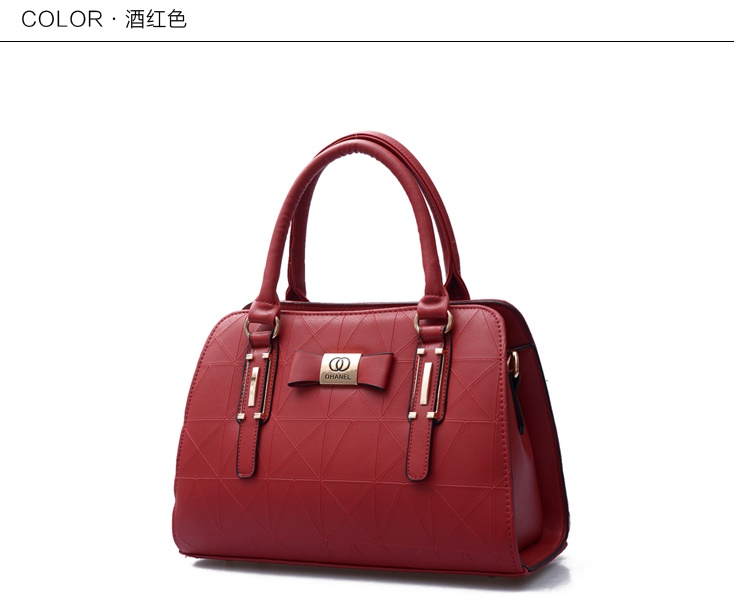 B2457 IDR.170.000 MATERIAL PU SIZE L31XH22XW13CM WEIGHT 800GR COLOR WINE