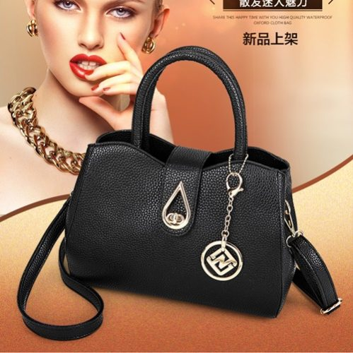 B2549  MATERIAL PU SIZE L28XH20XW15CM WEIGHT 750GR COLOR BLACK