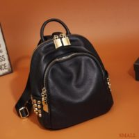 B2651SMALL IDR.172.000 MATERIAL PU SIZE L23XH26XW12CM WEIGHT 600GR COLOR BLACK
