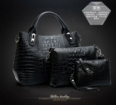 B2712-(3in1) IDR.195.000 MATERIAL PU SIZE L34XH24XW11CM WEIGHT 1000GR COLOR BLACK
