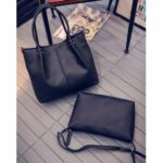 B27128-black Tas Selempang 2in1