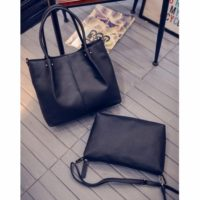 B27128 MATERIAL PU SIZE L36XH31XW12CM WEIGHT 1000GR COLOR BLACK