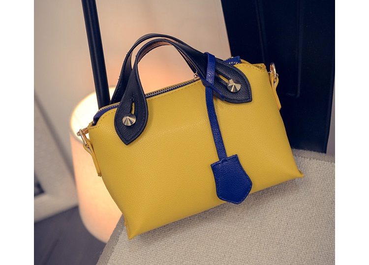 B27143 IDR.147.000 MATERIAL PU SIZE L21-18XH15XW9CM WEIGHT 550GR COLOR YELLOW