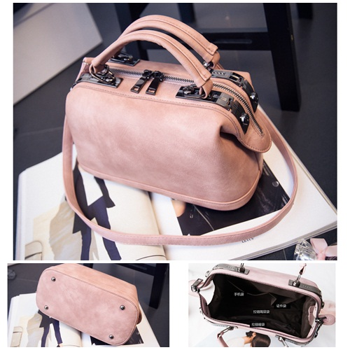 B27174 IDR.179.000 MATERIAL PU SIZE L28-22XH15XW12CM WEIGHT 800GR COLOR PINK