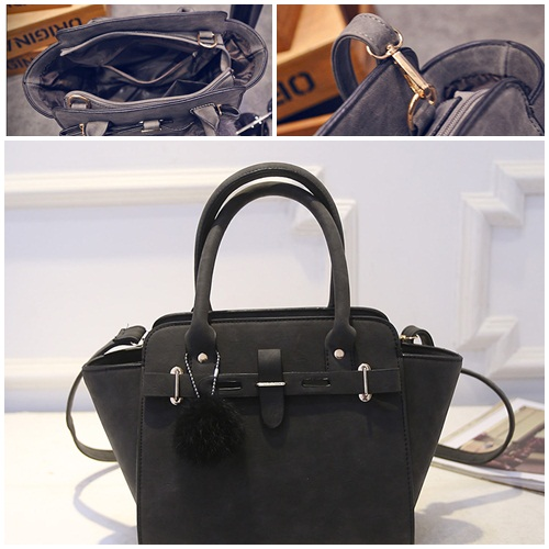 B27178 IDR.179.000 MATERIAL PU SIZE L27-33XH23XW15CM WEIGHT 800GR COLOR BLACK