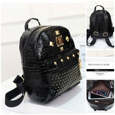 B2718 IDR.142.000 MATERIAL PU SIZE L19XH25XW13CM WEIGHT 500GR COLOR BLACK.jpg