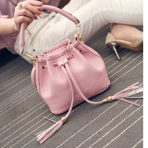 B27196 IDR.155.000 MATERIAL PU SIZE L22XH19XW13CM WEIGHT 500GR COLOR PINK