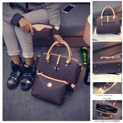 B27516-(3in1) IDR.220.000 MATERIAL PU SIZE L38XH24XW13CM WEIGHT 1000GR COLOR BROWN
