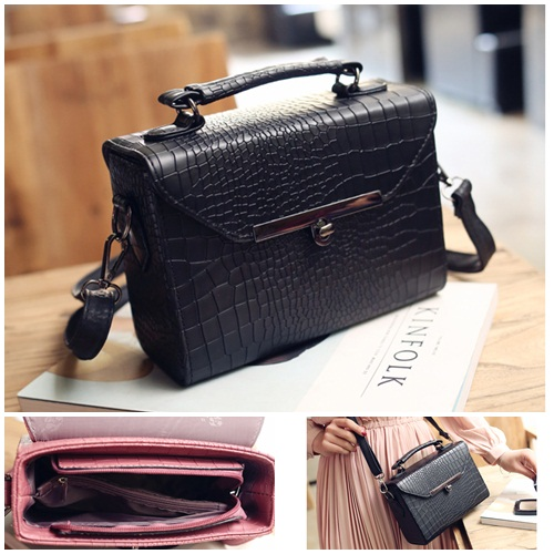 B27593 IDR.147.000 MATERIAL PU SIZE L21XH15XW8CM WEIGHT 550GR COLOR BLACK