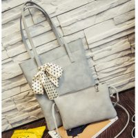 B27604 2in1 MATERIAL PU SIZE L32XH36XW2CM WEIGHT 750GR COLOR GRAY