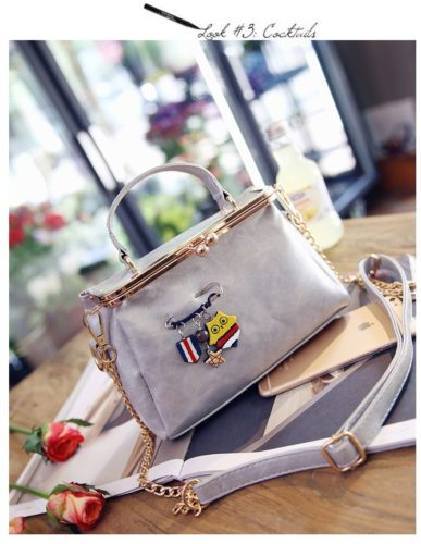 B27625 MATERIAL PU SIZE L21XH10XW5CM WEIGHT 600GR COLOR GRAY