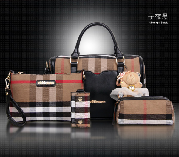 B2765-(4in1) IDR.210.000 MATERIAL CANVAS SIZE L32X20X15CM WEIGHT 1100GR COLOR BLACK