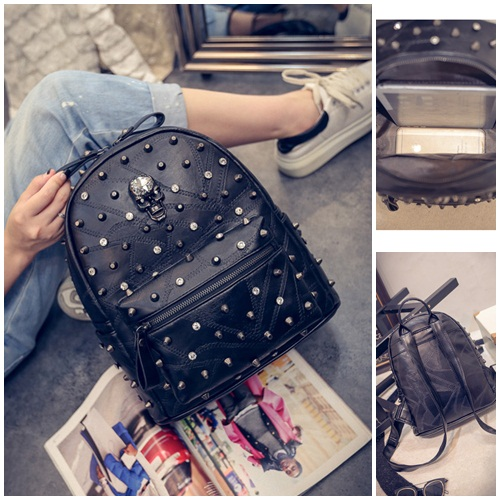 B27854 IDR.182.000 MATERIAL PU SIZE L28XH31XW14CM WEIGHT 800GR COLOR BLACK