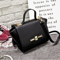 B2786 MATERIAL PU SIZE L22XH19XW13CM WEIGHT 600GR COLOR BLACK
