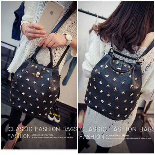 B27901 IDR.165.000 MATERIAL PU SIZE L24XH26XW15CM WEIGHT 800GR COLOR BLACK