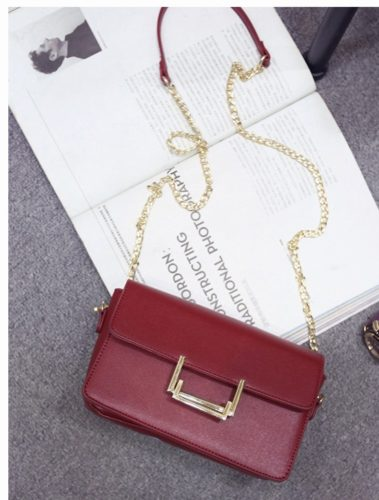 B27939 IDR.167.000 MATERIAL PU SIZE L23XH14XW7CM WEIGHT 600GR COLOR RED