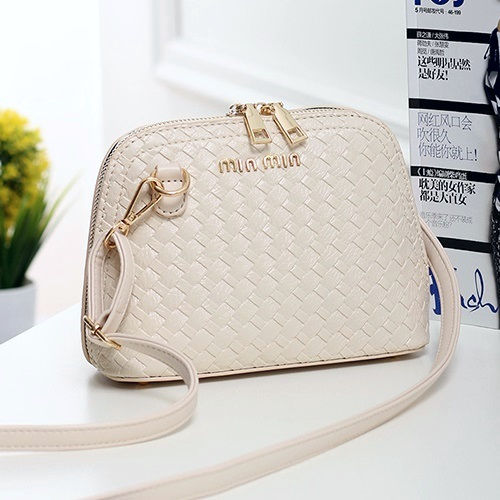 B28083  MATERIAL PU SIZE L19XH15XW7CM WEIGHT 500GR COLOR BEIGE