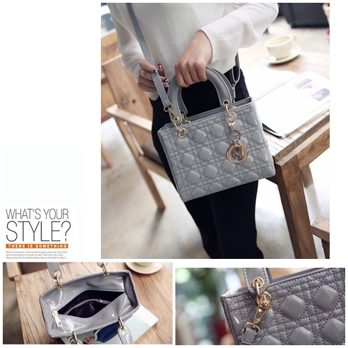 B28615 IDR.160.000 MATERIAL PU SIZE L24XH21XW11CM WEIGHT 650GR COLOR GRAY