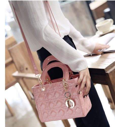 B28615 MATERIAL PU SIZE L24XH21XW11CM WEIGHT 650GR COLOR PINK