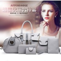 B2932 MATERIAL PU SIZE L32XH20XW10CM WEIGHT 1800GR COLOR GRAY