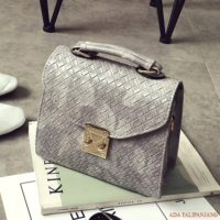 B29551 MATERIAL PU SIZE L20XH17XW9CM WEIGHT 550GR COLOR GRAY