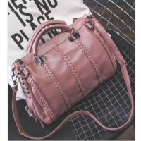 B29807 MATERIAL PU SIZE L29XH20XW12CM WEIGHT 800GR COLOR PINK