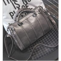 B29807 MATERIAL PU SIZE L29XH20XW12CM WEIGHT 800GR COLOR SILVER